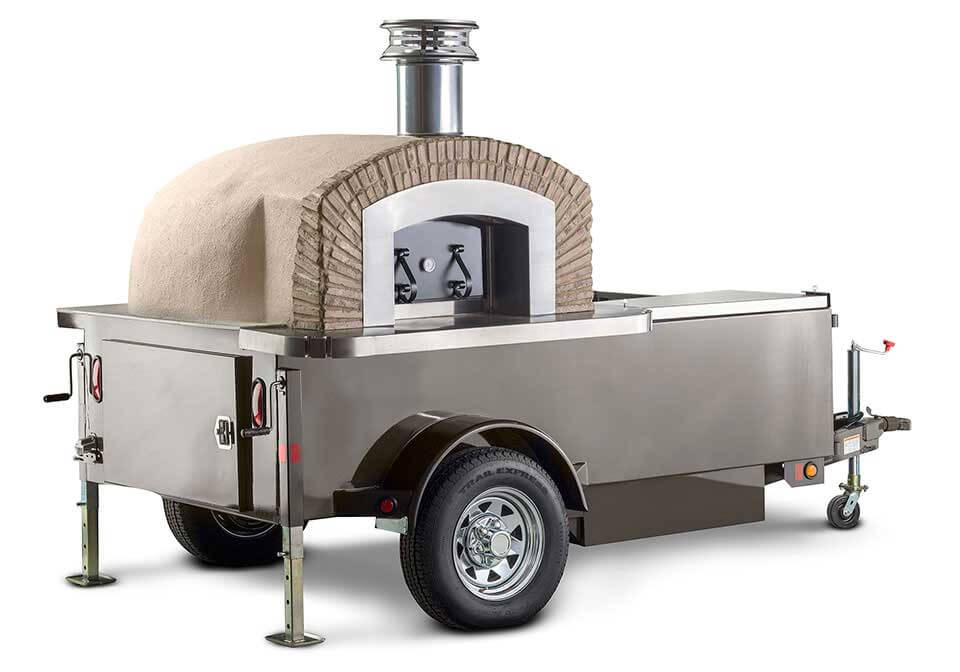 The Concessionaire | The Best Selling Mobile Wood Fired Oven in the World!