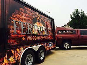 Big Brothers Big Sisters of Central Iowa would like to say a BIG thank you to Ferinheit Wood Oven Pizza. As a local food truck new to Des Moines, Ferinheit has donated the tips from their sales at 515 Brewing Company to BBBSCI programs throughout the past few months and plans to continue donating into the future.