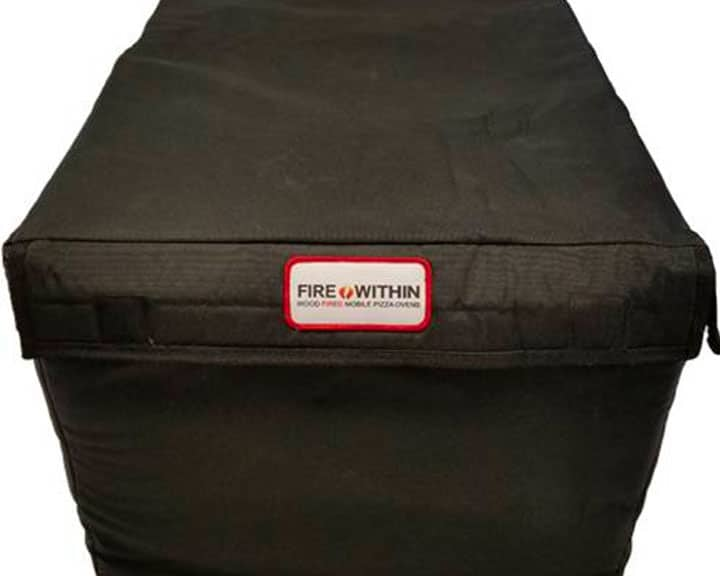 The Fire Within Dough Bag | A complete system for safely transporting your Dough Balls