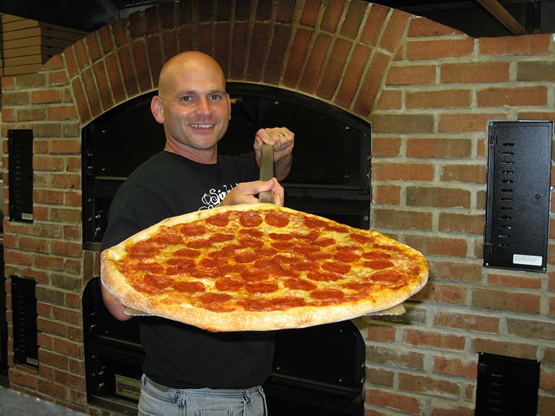 Michael Shepherd of Perfecting Pizza