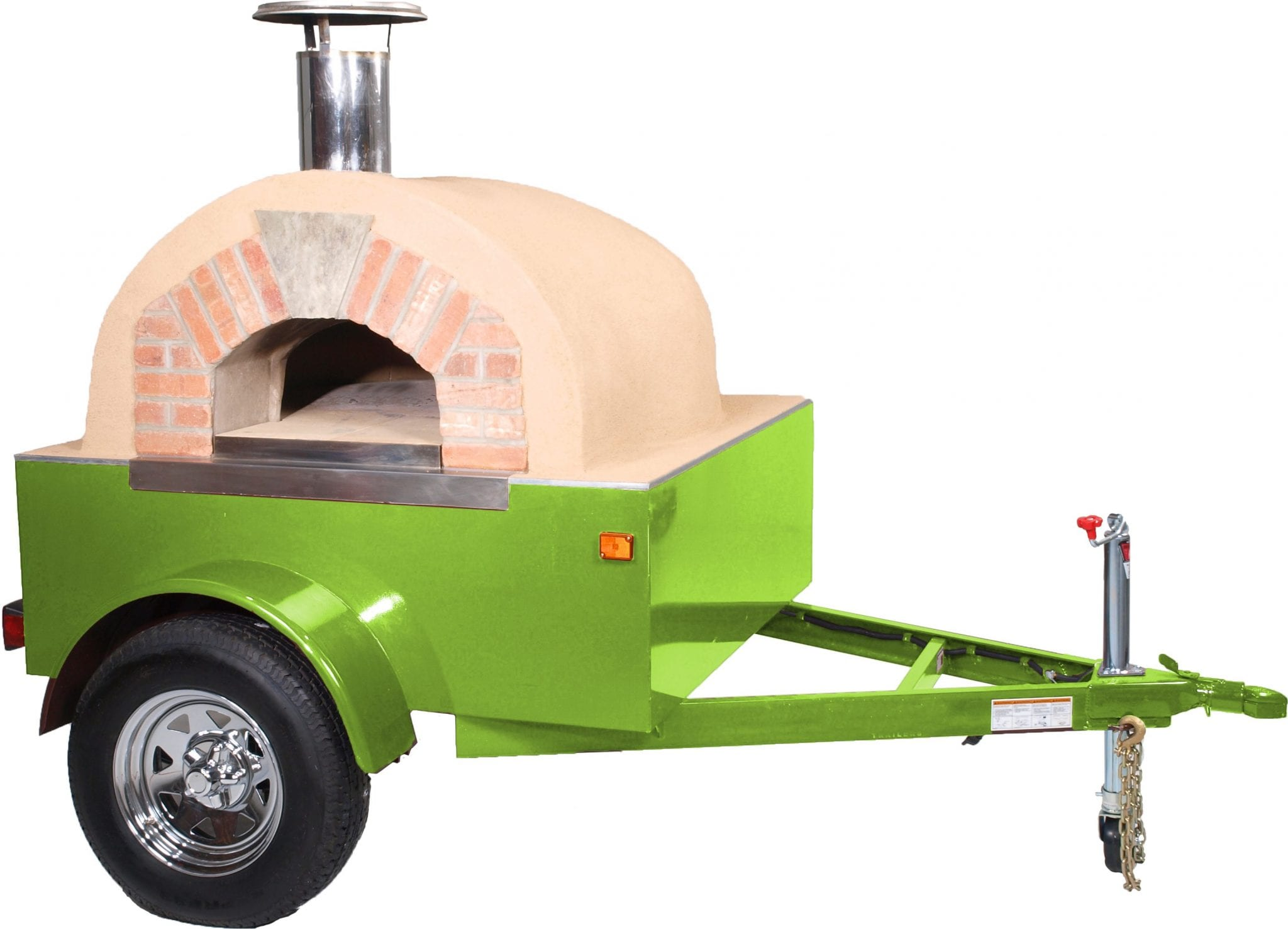 Pizza Oven Trailers