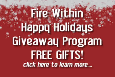 Fire Within Holiday Season Giveaway